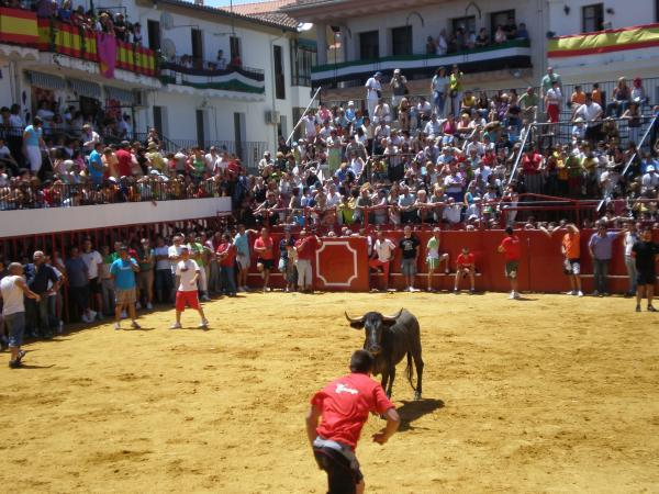 Moraleja Inaugura Oficialmente Las Fiestas San Buenaventura 2009