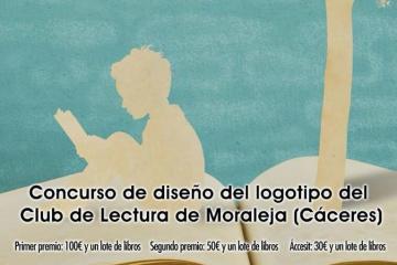 CONCURSO DE DISEÑO DEL LOGOTIPO DEL CLUB DE LECTURA DE MORALEJA