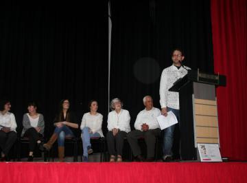ENTREGA DE PREMIOS Y  IV VELADA POÉTICA
