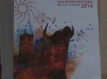 EXPOSICIÓN CARTELES SAN BUENAVENTURA 2014