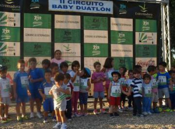 II CIRCUITO BABY DUATLON