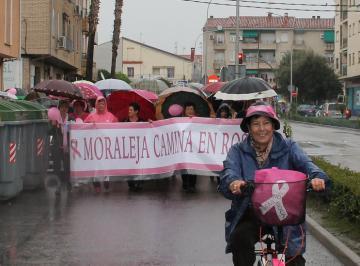 III MARCHA LUCHA CONTRA EL CÁNCER DE MAMA NO ESTAS SOLA