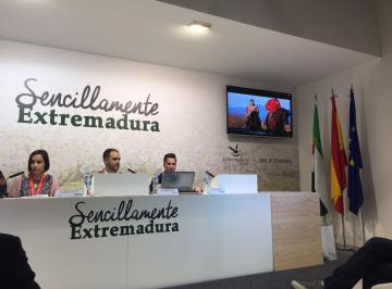 MORALEJA EN FITUR 2016