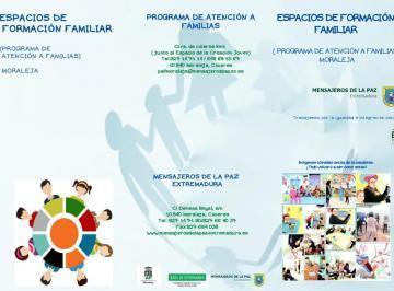 ESPACIOS DE FORMACIÓN FAMILIAR