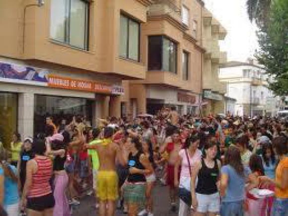 PEÑAS DE LAS FIESTAS DE SAN BUENAVENTURA 2011