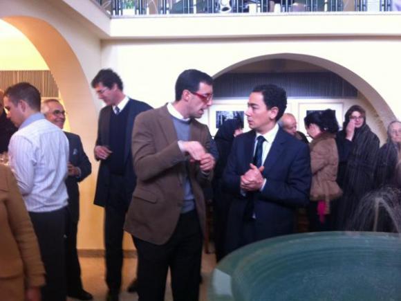 PROSIGUEN LAS REALCIONES MORALEJA-PORTUGAL