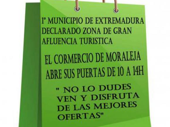 MORALEJA, CAPITAL DEL COMERCIO