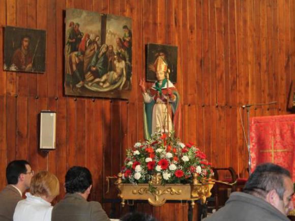 ANUNCIO. ESCOPETEROS DE SAN BLAS 2015