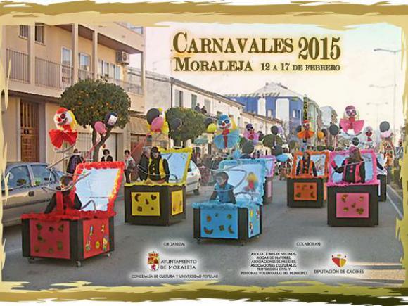 PROGRAMACIÓN CARNAVALES 2015