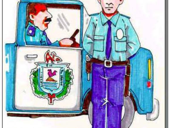 LISTA DE ADMITIDOS Y EXCLUIDOS PARA LA OPOSICIÓN LIBRE DE DOS PLAZAS DE AGENTES DE LA POLICÍA LOCAL