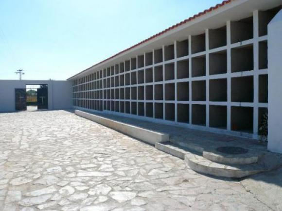 EL AYUNTAMIENTO DE MORALEJA AMPLÍA EL CEMENTERIO CON LA CONSTRUCCIÓN DE 120 NICHOS