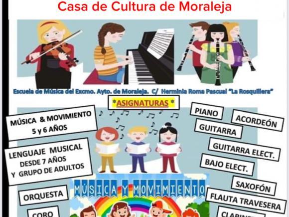 Escuela de Música de Moraleja