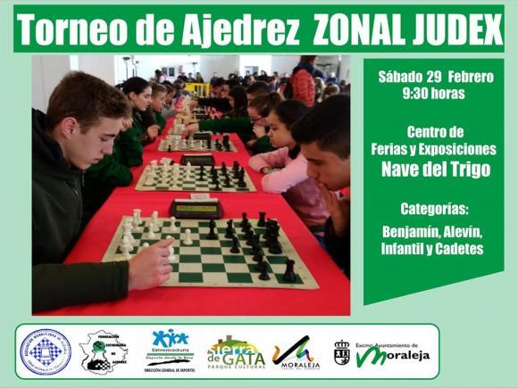 TORNEO DE AJEDREZ ZONAL JUDEX