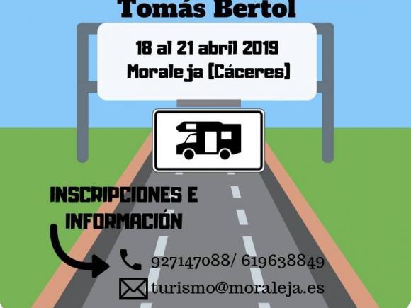 VI ENCUENTRO AUTOCARAVANAS TOMÁS BERTOL