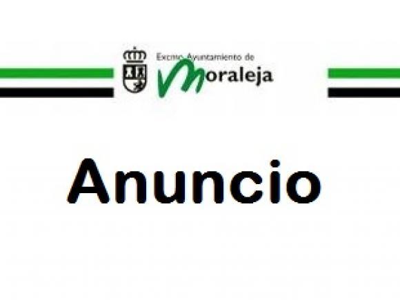 """SELECCIÓN DE ALUMNOS/AS-TRABAJADORES/AS PARA EL PROYECTO DE  ESCUELA PROFESIONAL """"EL ALCORNOCAL II"""" DEL AYUNTAMIENTO DE MORALEJA."""