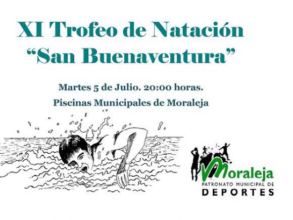 """XI TROFEO DE NATACIÓN """"SAN BUENAVENTURA"""""""