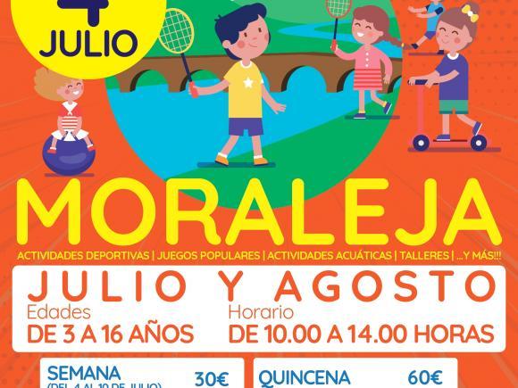 CAMPAMENTO URBANO MULTIDEPORTIVO 2019