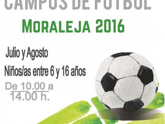 CAMPUS DE FUTBOL MORALEJA 2016