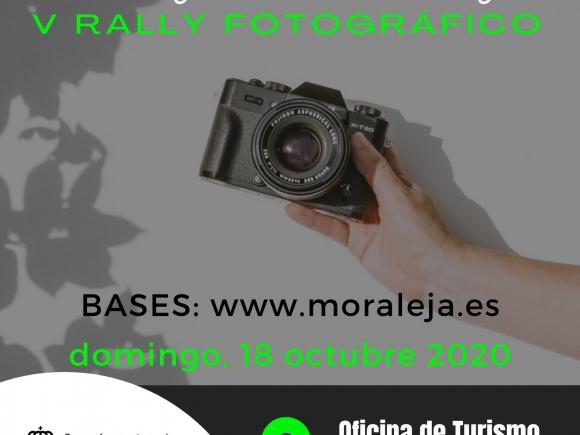 V RALLY FOTOGRÁFICO MORALEJA, UNA IMAGEN