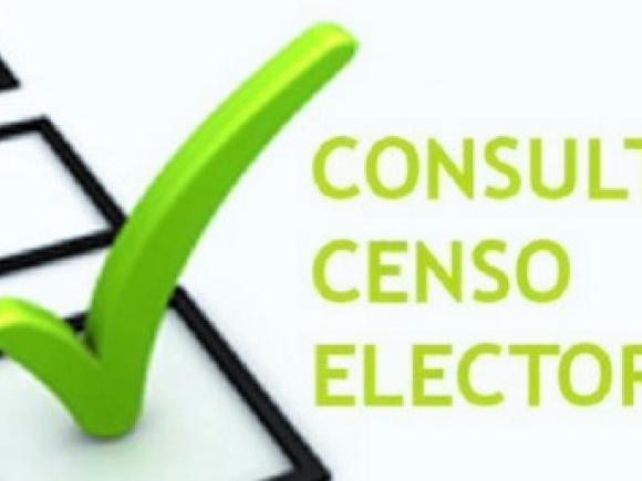 ELECCIONES GENERALES del 28 de abril de 2019, CONSULTA SI ESTAL EN EL CENSO ELECTORAL