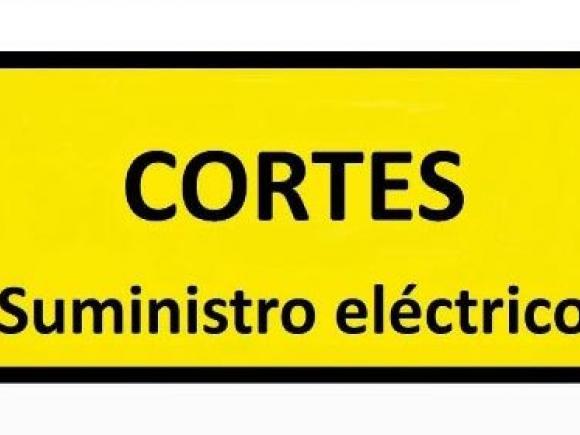 INTERRUPCION TEMPORALMENTE SUMINISTRO ELÉCTRICO