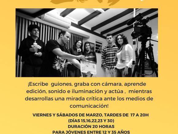 CURSO DE CINE Y TELEVISIÓN