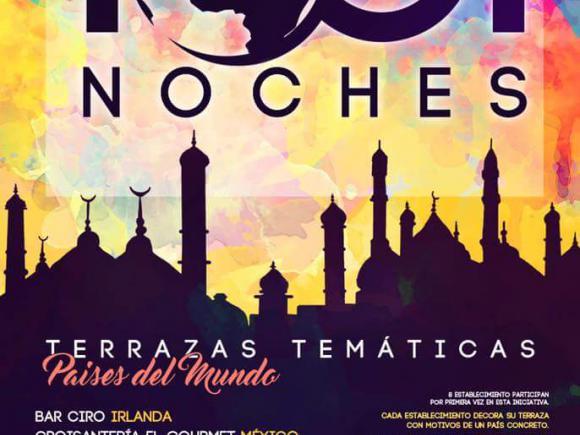 TERRAZAS TEMÁTICAS 1001 NOCHES