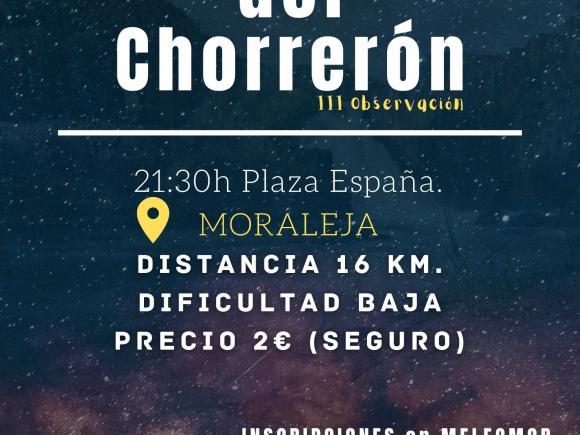 ESTRELLAS DEL CHORRERÓN