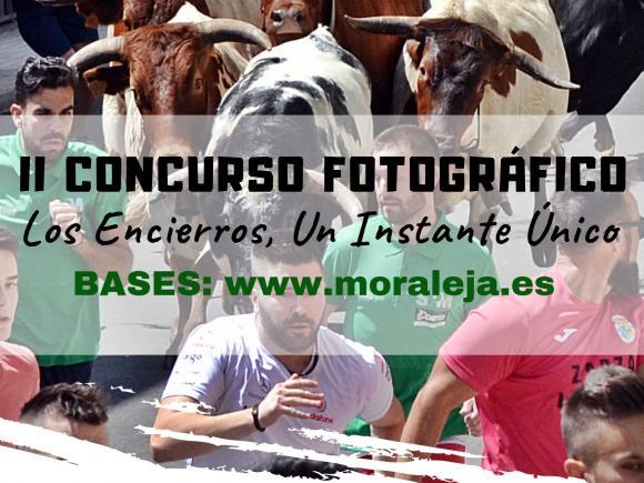 II CONCURSO FOTOGRÁFICO. LOS ENCIERROS, UN INSTANTE ÚNICO