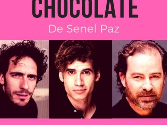 OBRA DE TEATRO FRESA Y CHOCOLATE