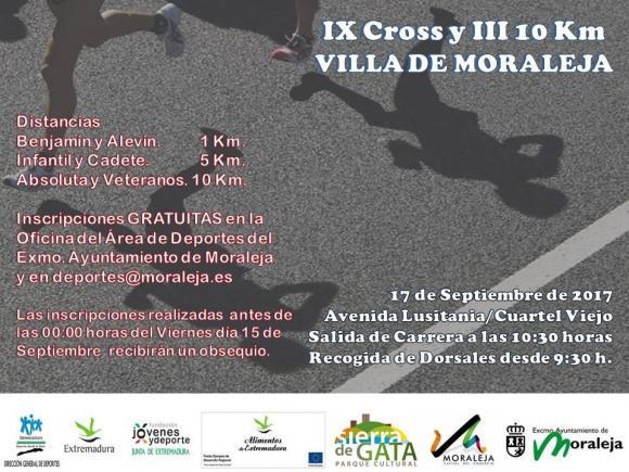 IX CROSS III 10 Km VILLA DE MORALEJA