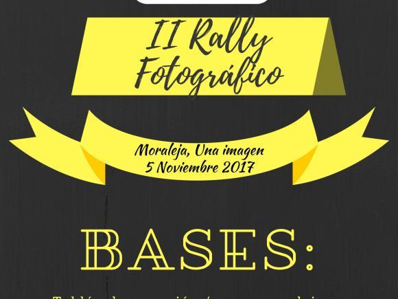 RALLY FOTOGRÁFICO MORALEJA, UNA IMAGEN