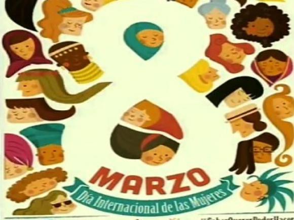 MARZO DÍA INTERNACIONAL DE LAS MUJERES
