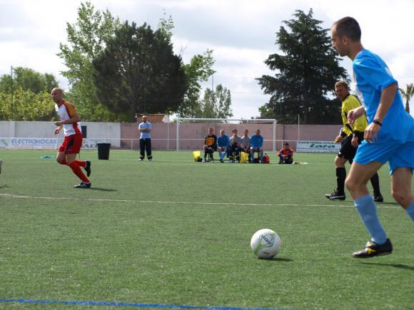"""Comienza el XIII Torneo de Fútbol – 7 """"Villa de Moraleja"""""""