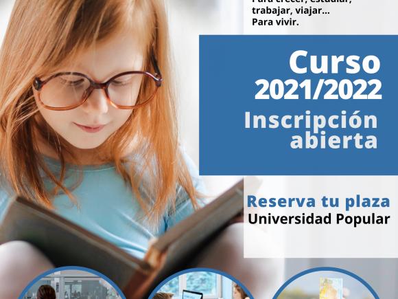 ABIERTO EL PLAZO DE PREINSCRIPCIÓN EN EL CENTRO LOCAL DE IDIOMAS DE LA UNIVERSIDAD POPULAR DE  MORALEJA - CLASES DE INGLÉS