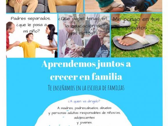 ESCUELA DE FAMILIAS DEL AYUNTAMIENTO DE MORALEJA