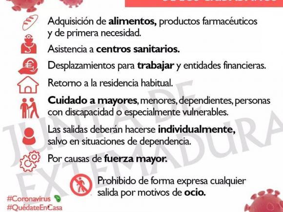 SE LIMITA LA CIRCULACIÓN DE LOS CIUDADANOS.