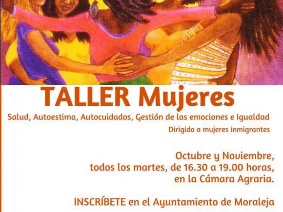TALLER MUJERES