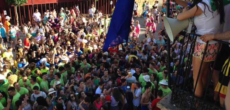 FESTEJOS TAURINOS SAN BUENAVENTURA 2015