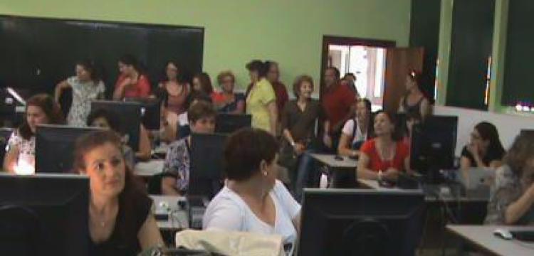 CLAUSURA DEL CURSO DE INFORMÁTICA