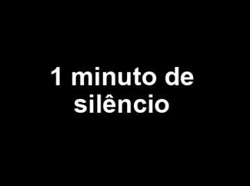 MINUTO DE SILENCIO. VÍCTIMAS DE VIOLENCIA DE GÉNERO