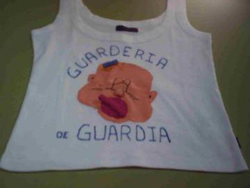 Fallo del concurso de camisetas de peñas San Buenaventura 2005