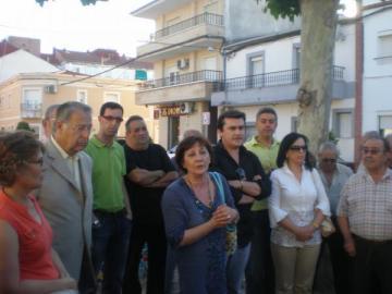INAUGURADO DE MANERA OFICIAL DEL PARQUE SITUADO EN LA CALLE PÍO XII