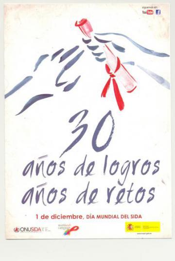 1 DE DICIEMBRE DÍA MUNDIAL DEL SIDA