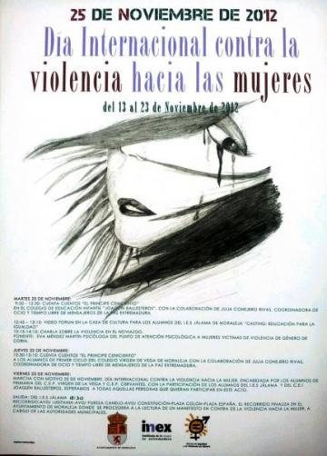 MARCHA SOLIDARIA EN CONTRA DE LA VIOLENCIA HACIA LA MUJER