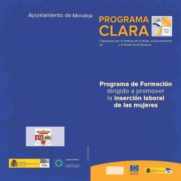 PROGRAMA CLARA AYUNTAMIENTO DE MORALEJA