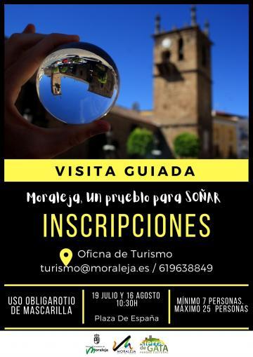 Visita Guiada, Moraleja, un pueblo para SOÑAR