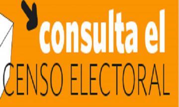CONSULTA LAS LISTAS DEL CENSO ELECTORAL DE ESTE MUNICIPIO EN EL AYUNTAMIENTO