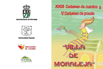 """XXVI CERTAMEN DE CUENTOS y V CERTAMEN DE POESÍA """"VILLA DE MORALEJA"""""""