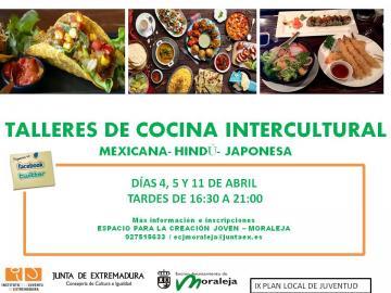 TALLERES DE COCINA INTERCULTURAL